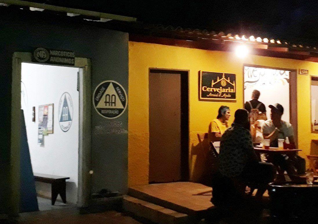 BRESIL Alcoólicos Anônimos