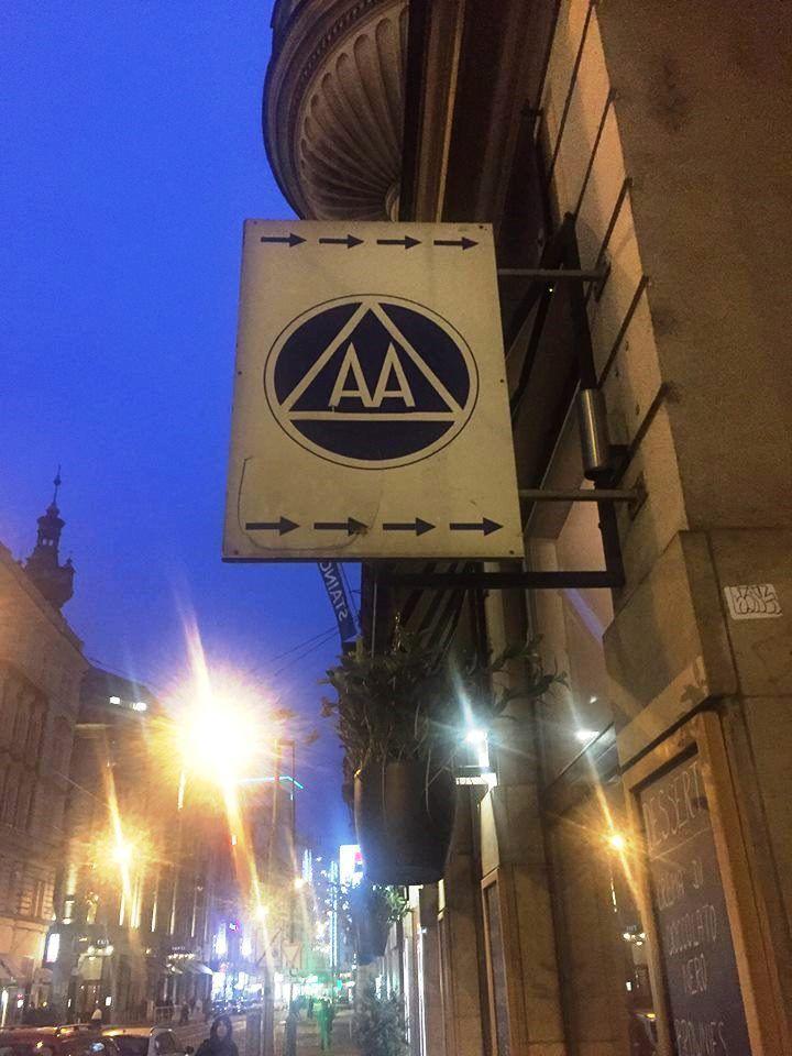 TCHEQUIE, Prague Anonymní alkoholici®