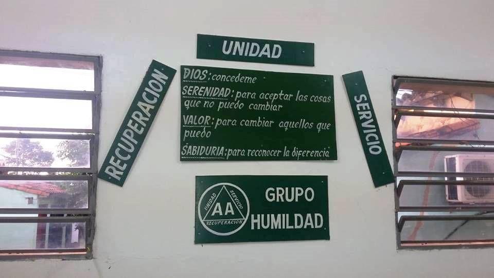 PARAGUAY Alcoholicos Anonimos®