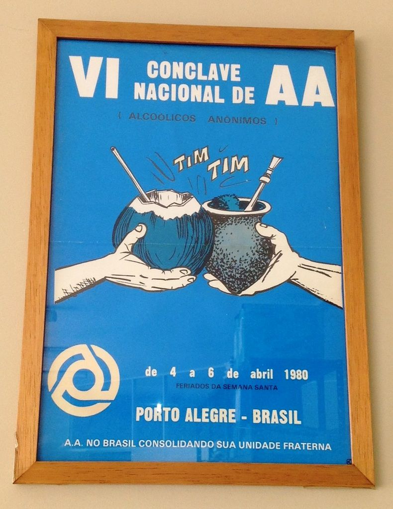 4-6 Avril 1980 : 6° Conclave National, à Porto Alegre