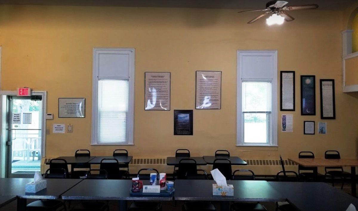 """USA, Indiana, Elkhart : """"Serenity Hall"""""""