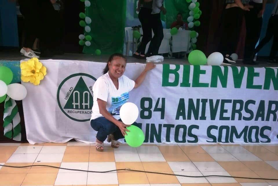 Nicaragua : Juin 2019, 84° anniversaire de AA