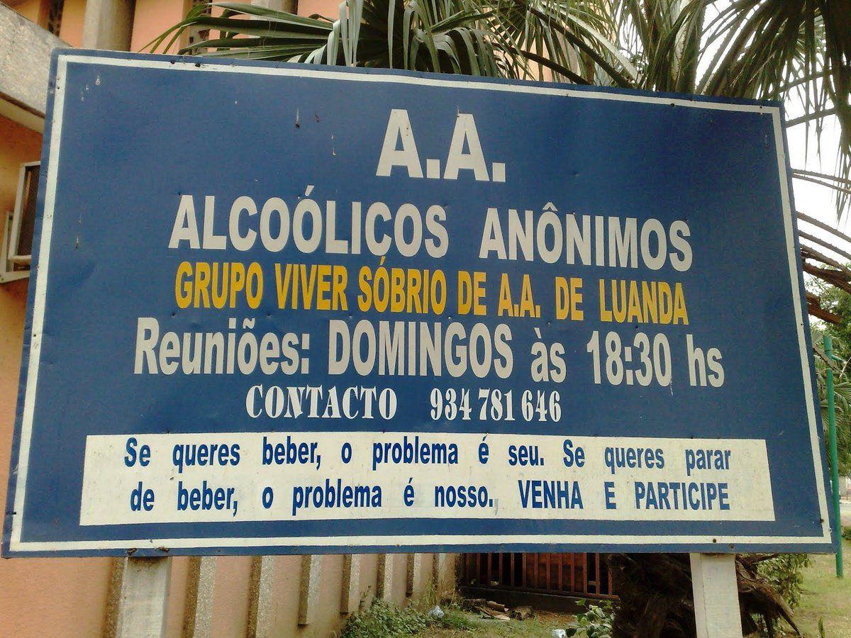 ANGOLA Alcoólicos Anónimos®