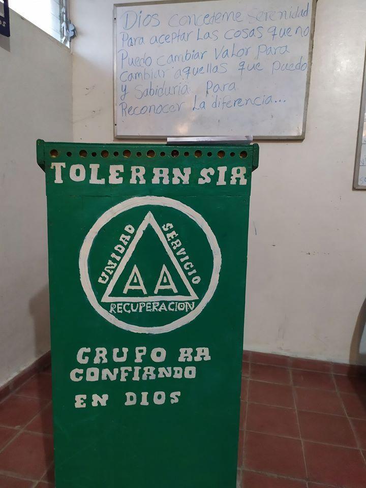 EL SALVADOR Alcohólicos Anónimos®