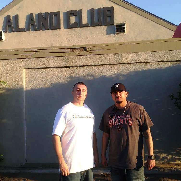USA, Californie : Alano Club Of Bakersfield