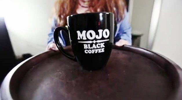 MOJO BLACK COFFEE