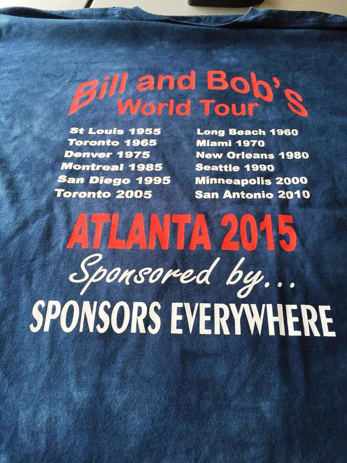 Congrès international, Atlanta 2015