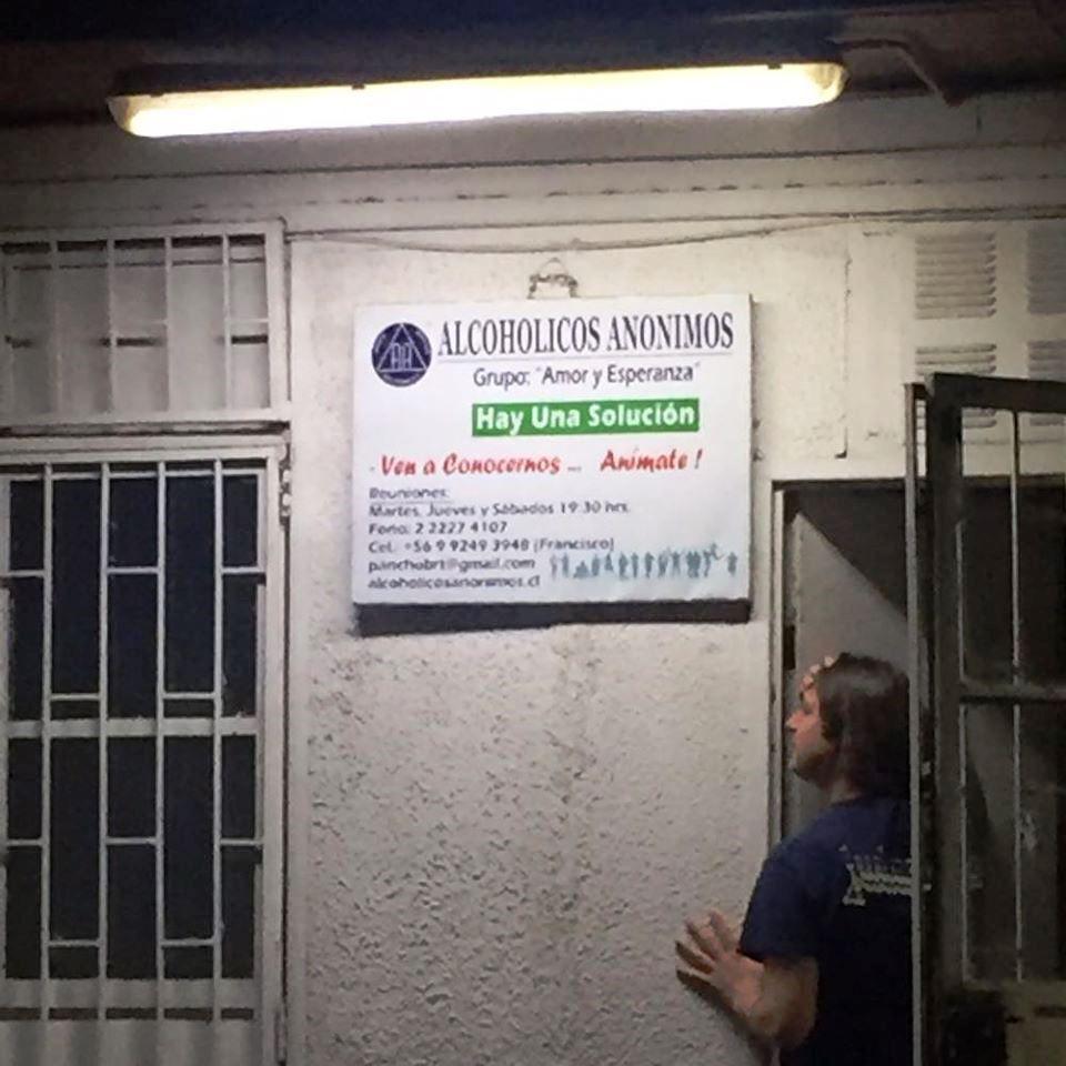 CHILI Alcohólicos Anónimos®