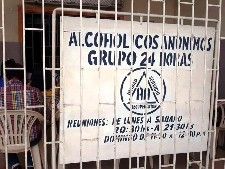 ECUADOR Alcohólicos Anónimos®
