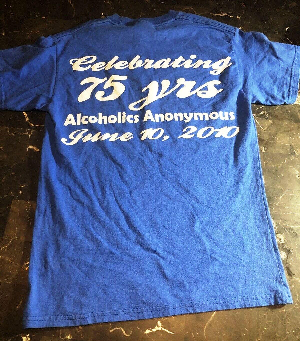 10 Juin 2010 75° anniversaire de AA