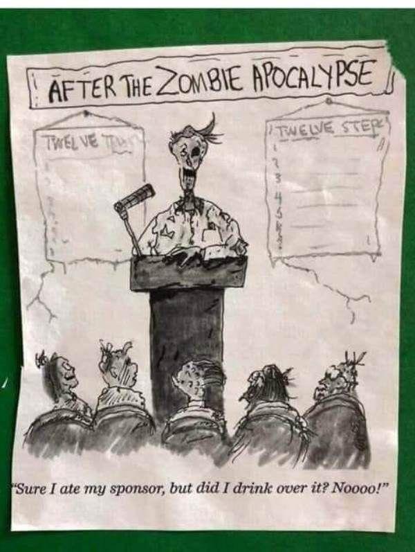 Zombie AA