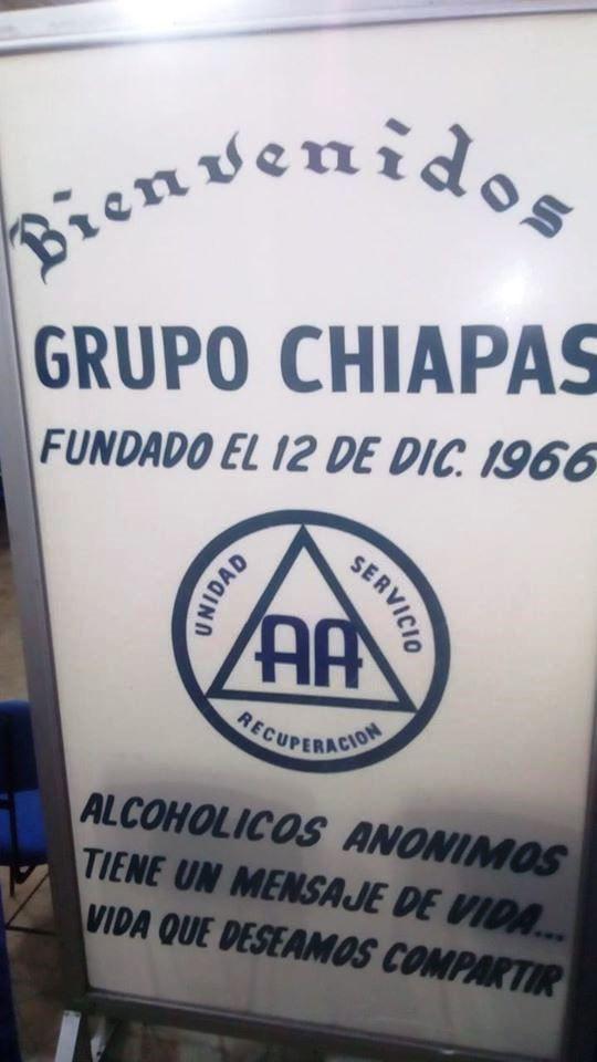MEXIQUE  Alcohólicos Anónimos®