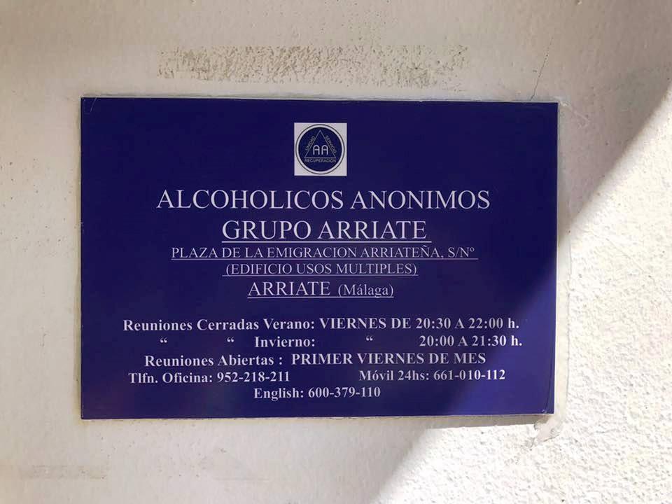 ESPAGNE Alcohólicos Anónimos®