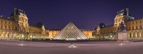 Art et Culture : La Pyramide du Louvre