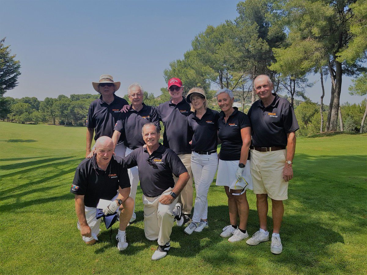 International Match Play : Bonalba European Team gagne et reste Leader de sa division !!