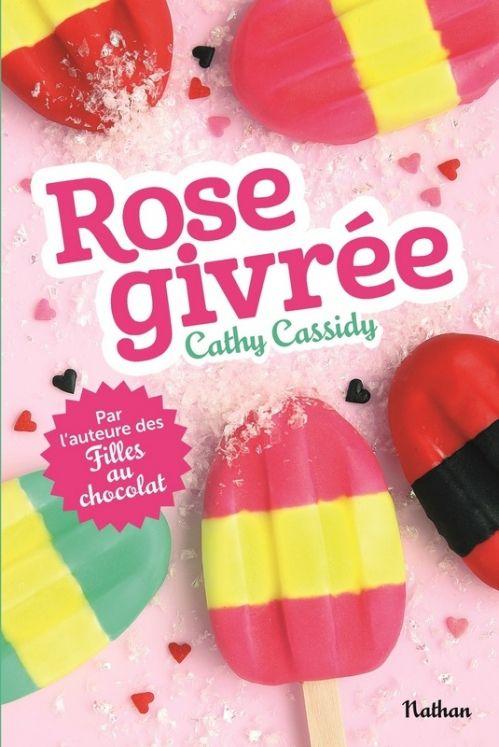 La Serie Les Filles Au Chocolat De Cathy Cassidy