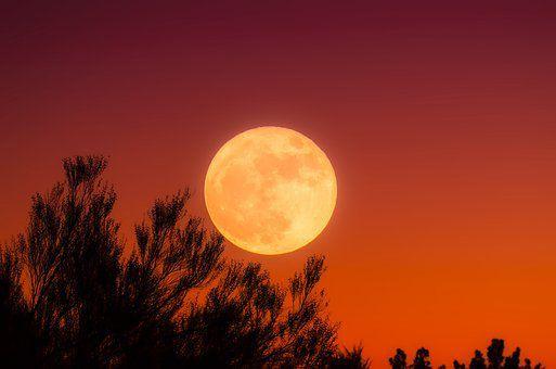 Le lundi réunit la brillance du jour et celle de la lune...