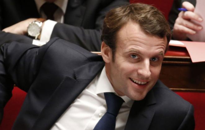 Macron ou l'arrogance affichée...
