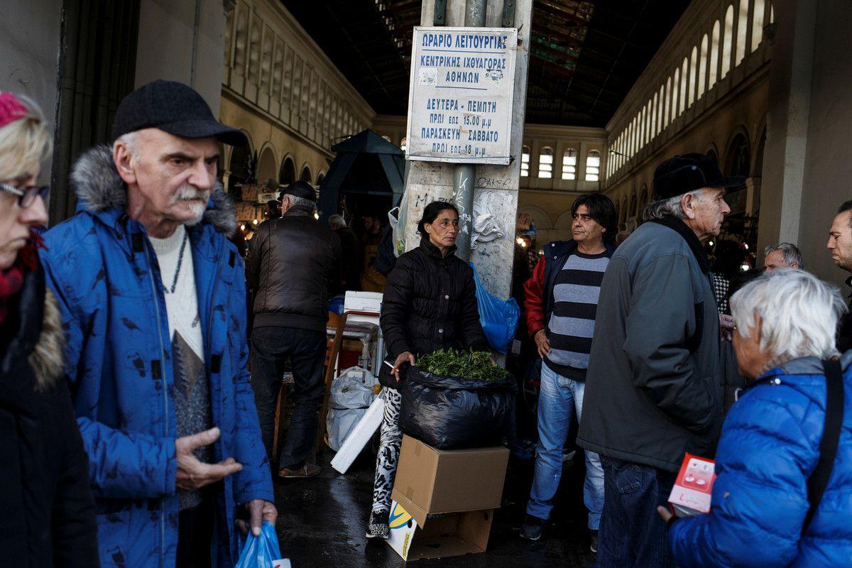 En Grèce : des réformes qui bafouent les valeurs européennes...