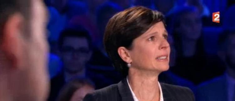 Christine Angot : le mauvais choix...