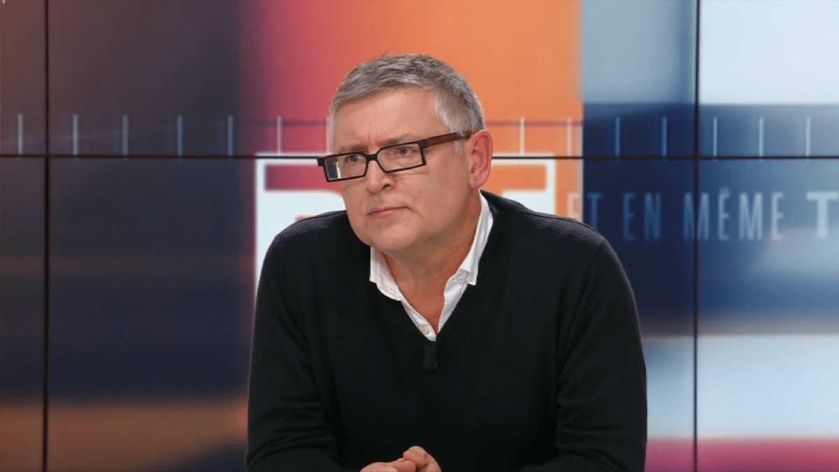 Michel Onfray, le Romain...