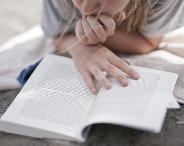 En temps de confinement, rien de mieux qu'un bon livre...