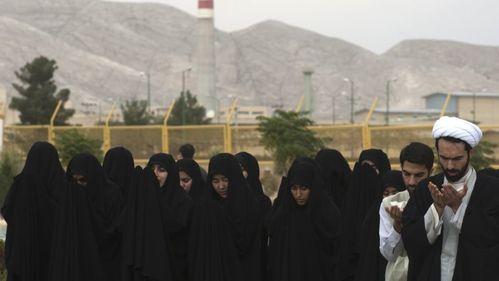 La malédiction des filles en Iran...