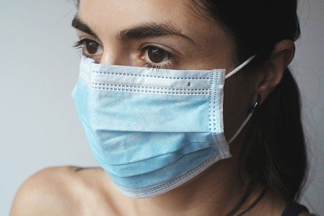 L'inconfort du masque...