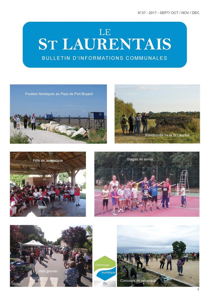 Le St Laurentais N° 37