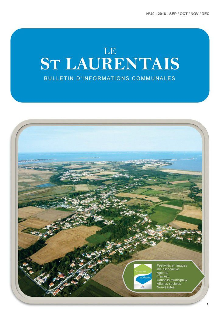 Le St Laurentais N° 40