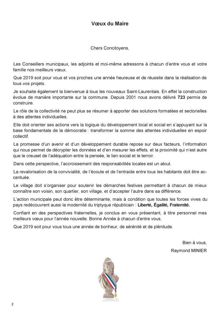 Le St Laurentais N° 41