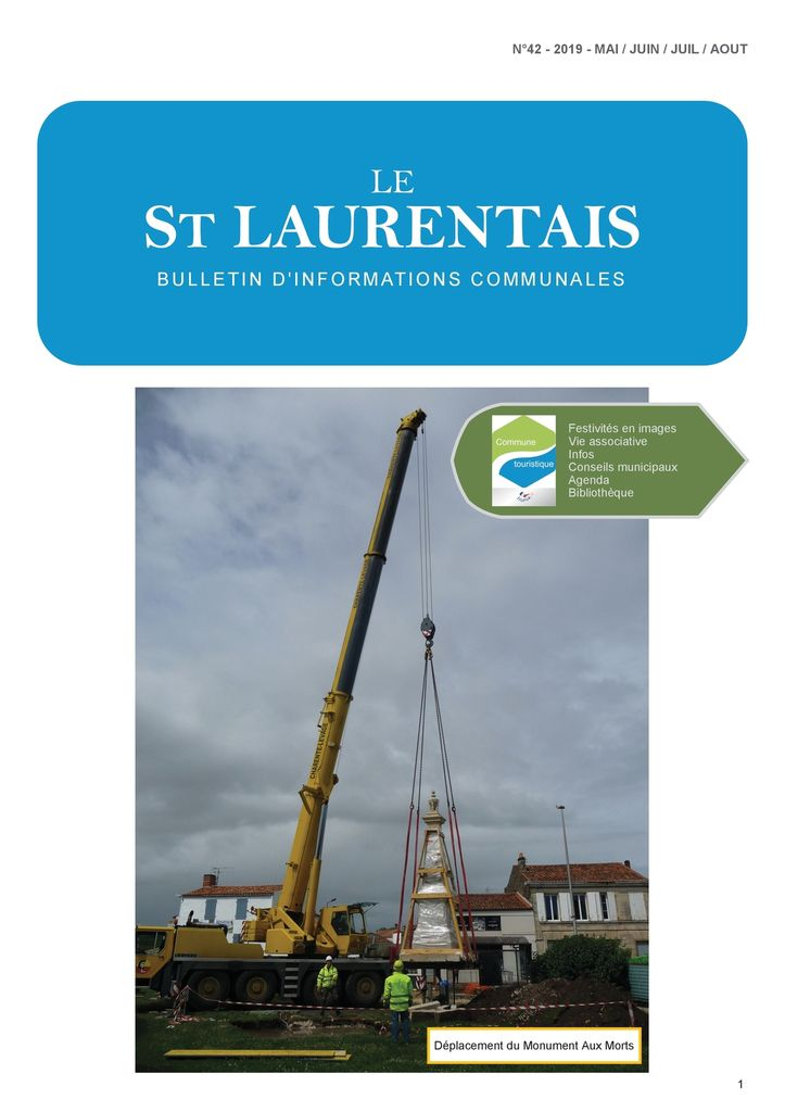 Le St Laurentais N° 42