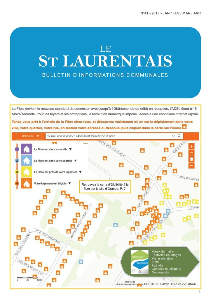 Le St Laurentais N° 41
