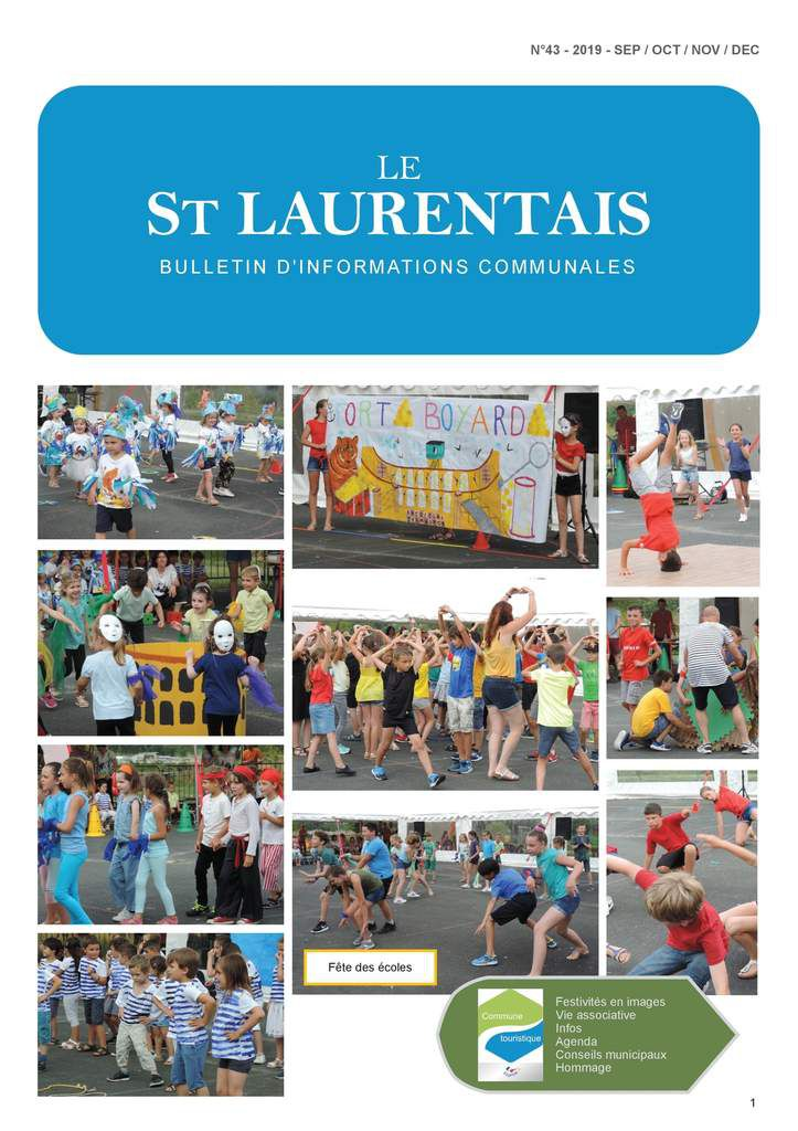 Le Saint Laurentais N° 43
