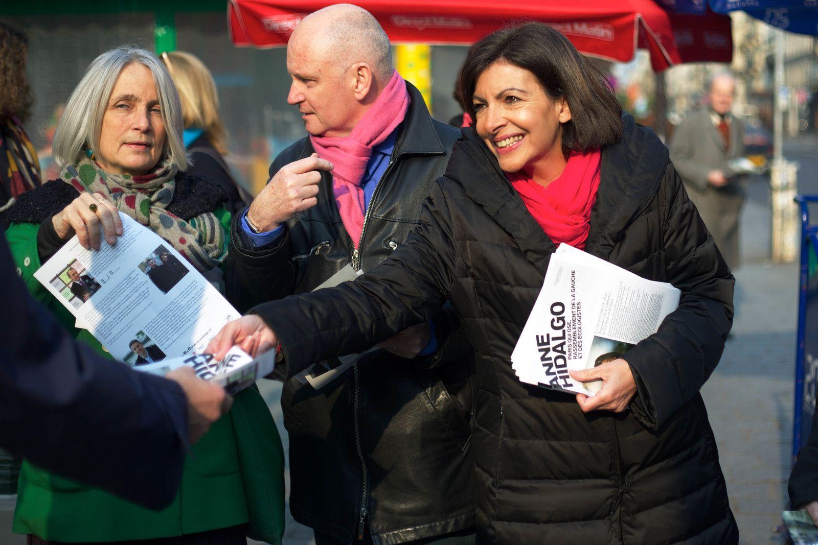Mairie de Paris : Anne Hidalgo et Christophe Girard provoquent un conflit social en pleine campagne électorale !