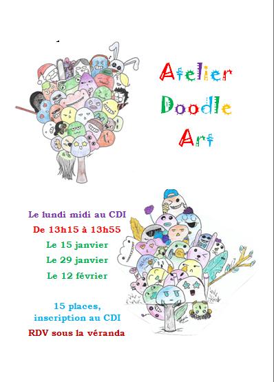 Atelier Doodle art