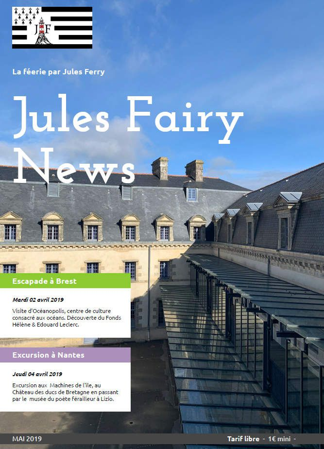 Jules Fairy News