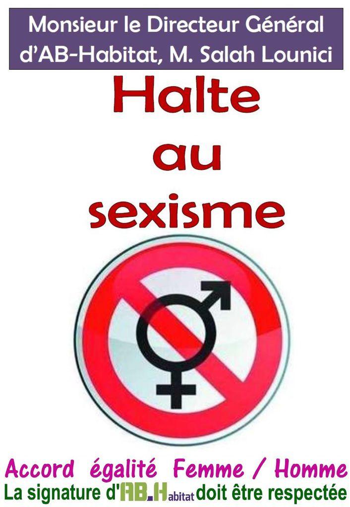 le 8 mars c'est tous les jours : agissons contre les sexismes