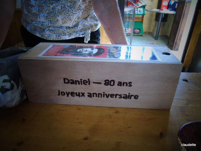 80 ans Daniel