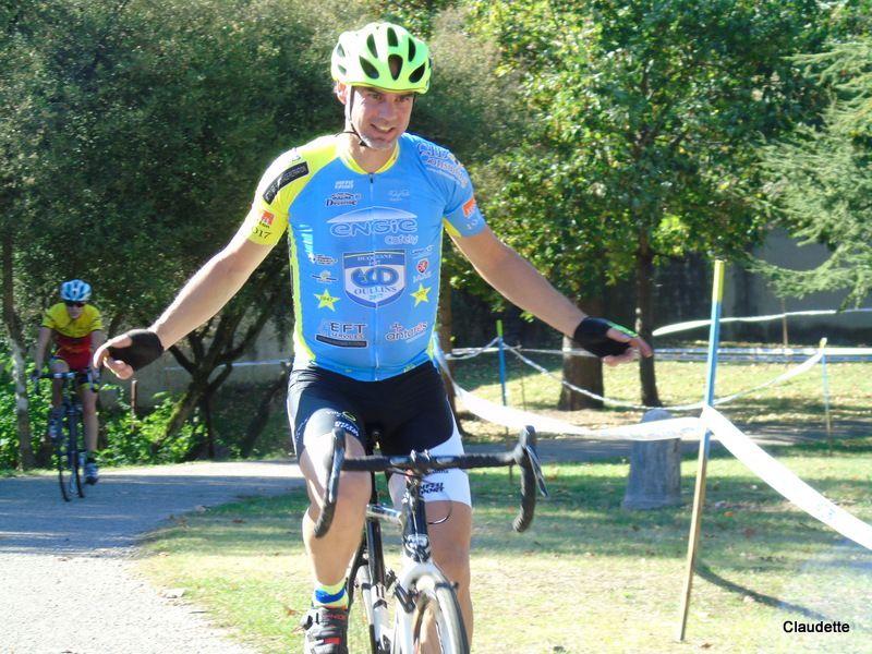 Eddy Peillon vainqueur de la catégorie B