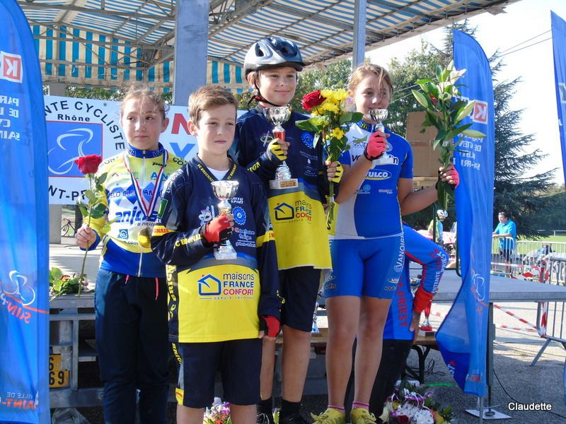 Cyclo-cross de St Priest - Saison 2018/2019