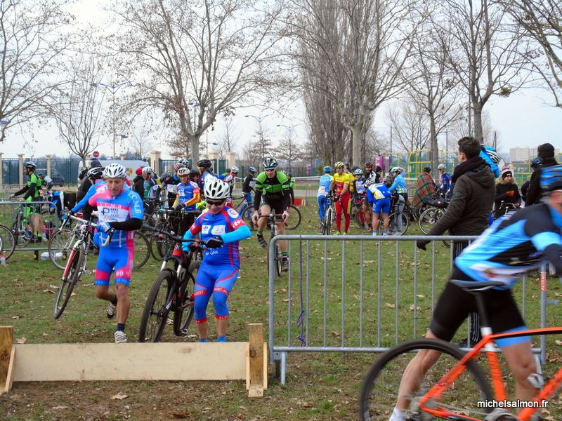 Cyclo-cross de Corbas - Saison 2018-2019