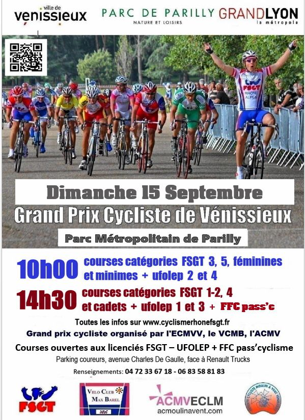 Calendrier Des Courses Cyclistes 2019.Blog De L Entente Cycliste Moulin A Vent Venissieux