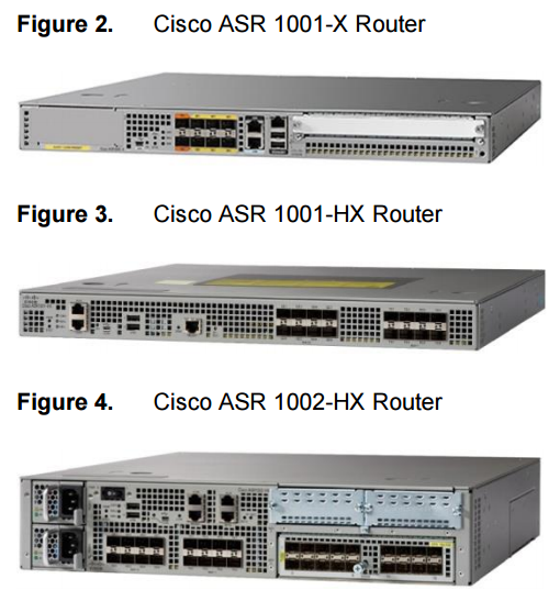 Order Cisco ASR 1000 Series Aggregation Services Routers ...