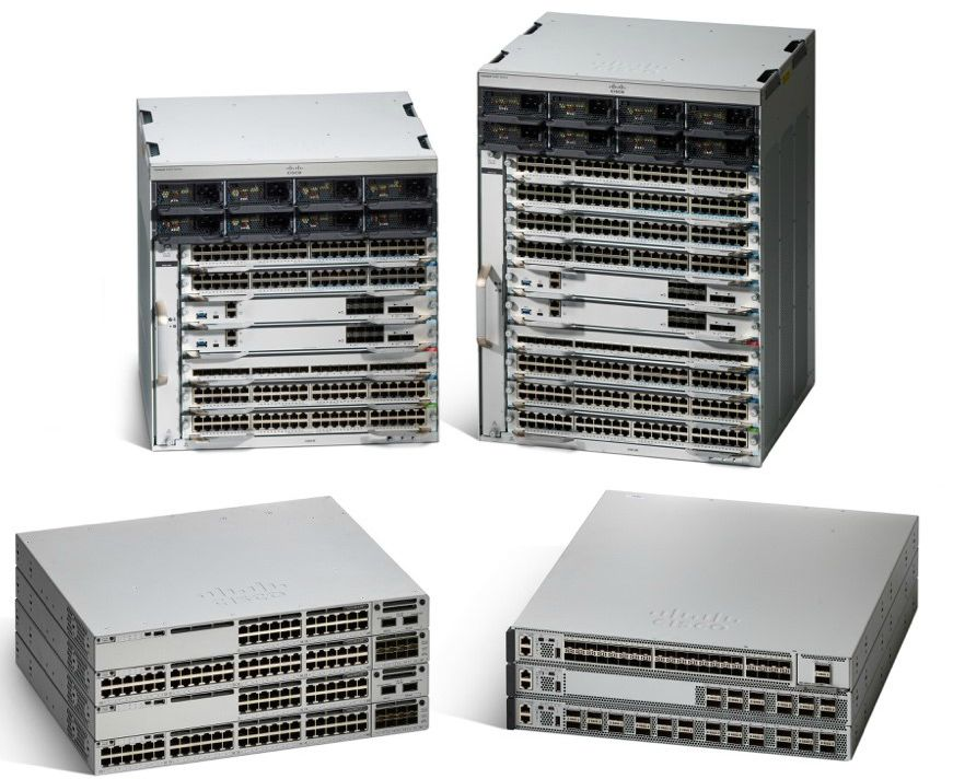 New Catalyst 9000 Switches for a Changing World - Cisco &