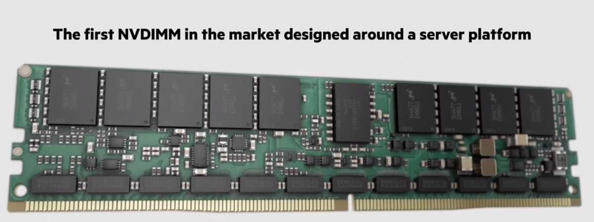 What's in HPE's persistent memory/8GB NVDIMM? - Cisco &