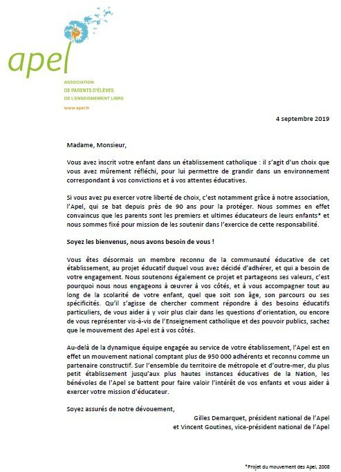 6_APEL_19/20 : Courrier info AG du 15/10/19