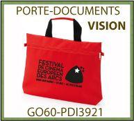 Pochette VISION en polyester GO60-PDI3921