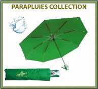 Collection de parapluies publicitaires