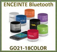 Enceinte bluetooth Color